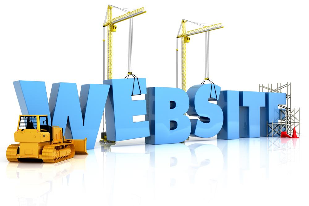 Website Update Underway