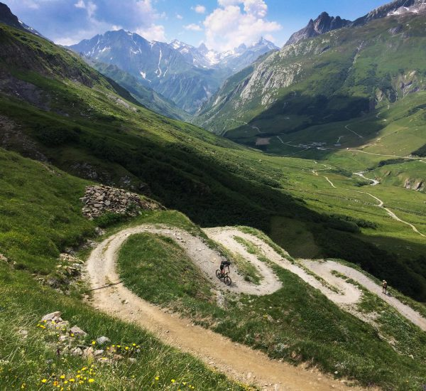 Tour du Mont Blanc by Bike