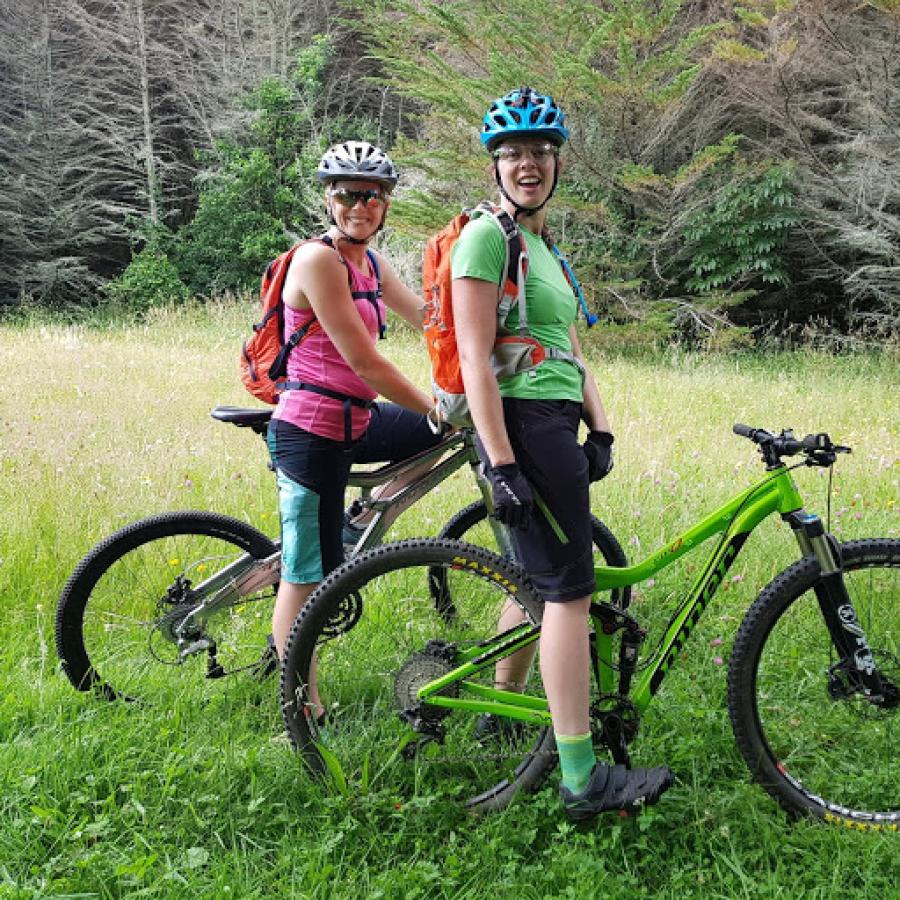 I Ride: Lisa Fraser of Rotorua