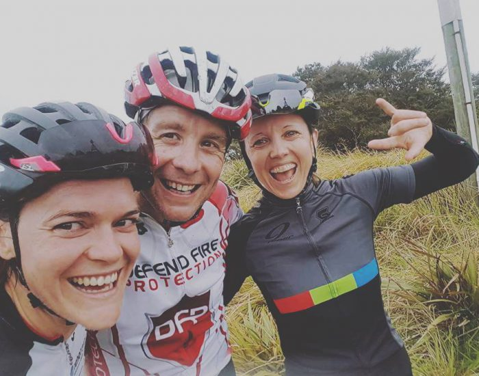 Kim Hurst: Out Riding with Mates