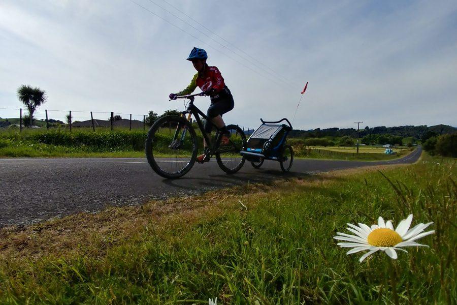 I Ride: Sarah Cavill of Niner HQ